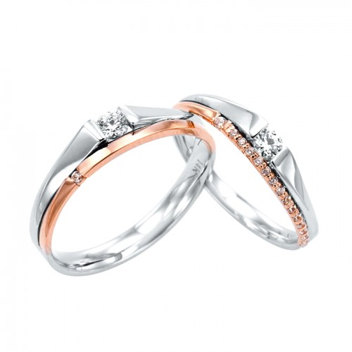 [14K Gold]샤스타 커플링Shasta Couple ring j3690