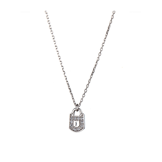 락 목걸이Lock Necklace