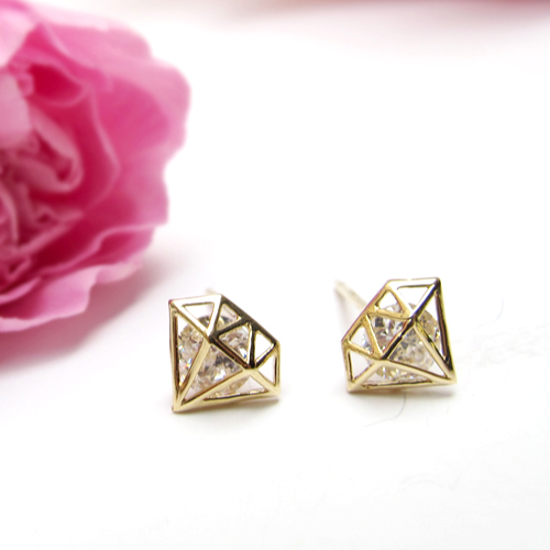 [14K Gold] 디플리 귀걸이 Deeply Earrings no.16