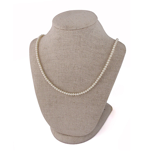 [14K Gold] 쁘띠 코코 펄 네클리스 Petit Coco Pearl Necklace no.66
