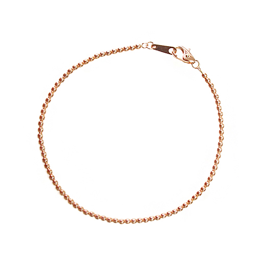 [14K Gold]슈가 파우더 팔찌 Sugar Powder Bracelet no.21