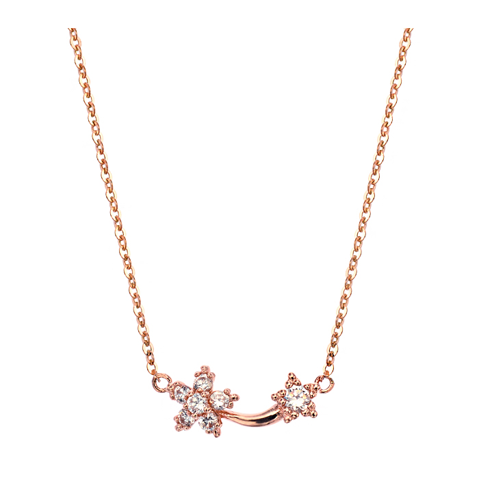 [14K Gold] 리틀 스타 목걸이 Little Star Necklace no. j3781