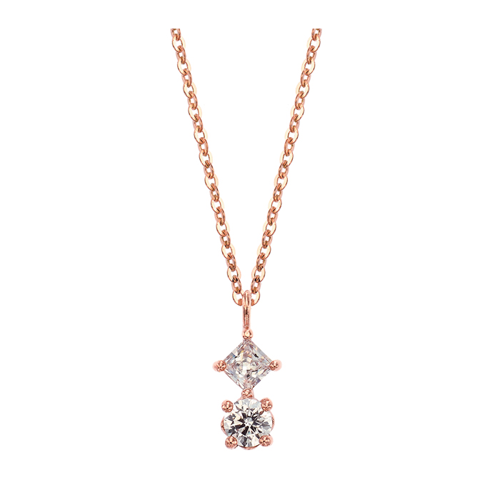 [14K Gold] 샤이니 쁘띠 목걸이 Shining Petit Necklace no. j3258