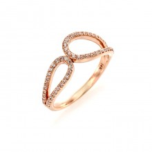 [14K Gold]클레스트 드롭 반지Kleestar drop ring j2896