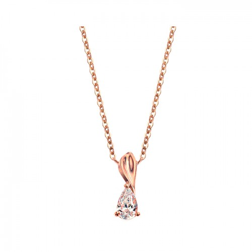 [14K Gold]로렌스 드롭 목걸이Laurence drop necklace j3628