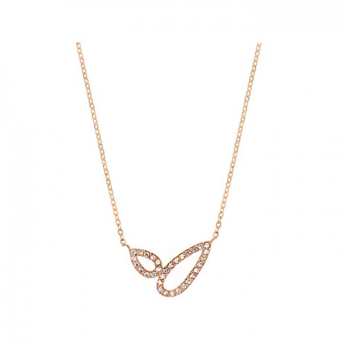 [14K Gold]클레스타 드롭 목걸이Kleestar drop Necklace j2896