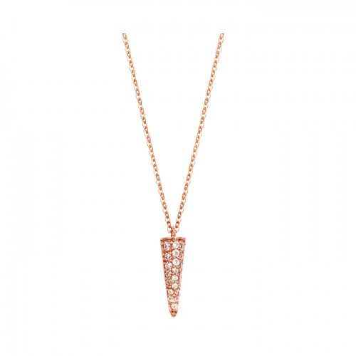 [14K Gold]졸리 콘 목걸이Jolly cone Necklace j3815